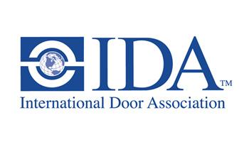 International Door Association (IDA) logo - Mckee Horrigan Inc. Mississauga